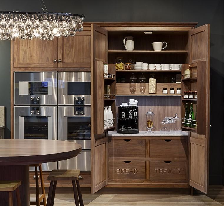 Bespoke Kitchen Designs Uk: Case Study: Grand Designs Live 2014